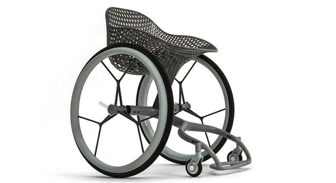 Kişiye Özel Tekerlekli Sandalye: GO