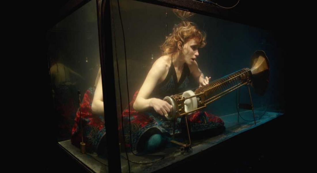 AquaSonic: Su Altında Müzik