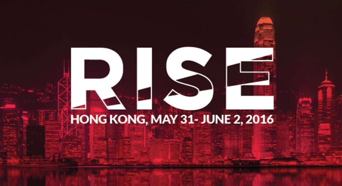 RISE Conference'a Gidiyoruz! [RISE 2016]