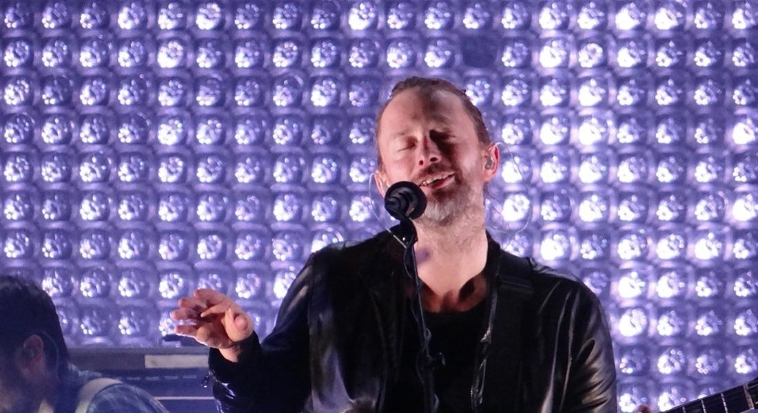 Radiohead İnternetteki Tüm Varlığını Sildi