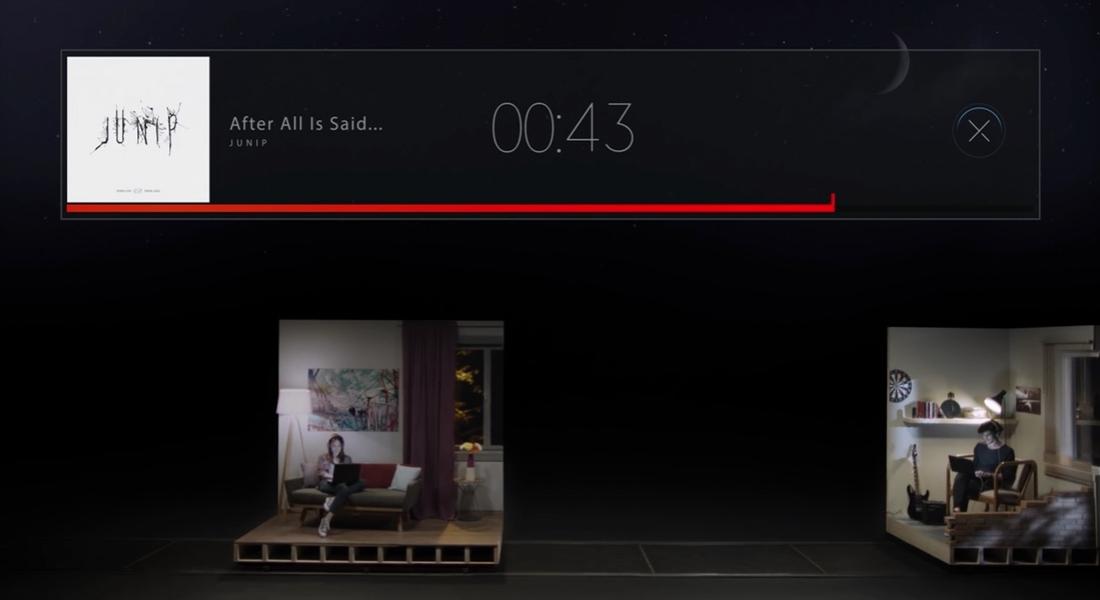 AXE One Song Stand Benzer Müzik Zevki Olanları Eşleştiriyor