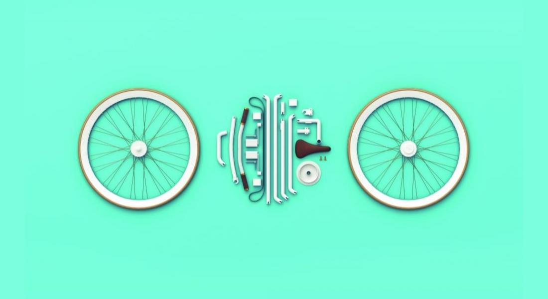 Sırt Çantasına Sığan Bisiklet: Kit Bike