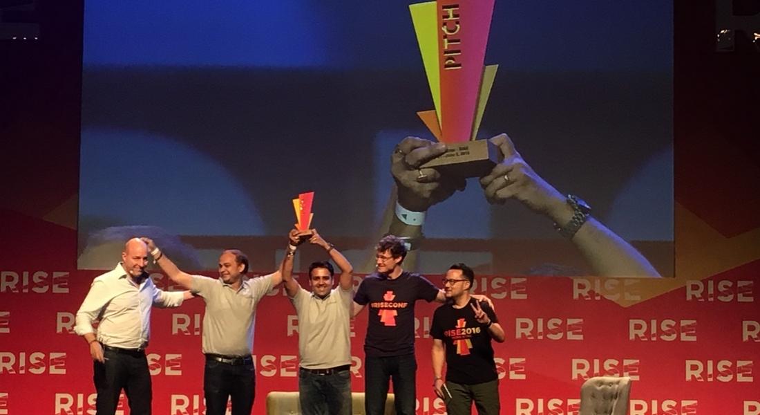 RISE PITCH Yarışmasında Finale Kalan Girişimler [RISE 2016]