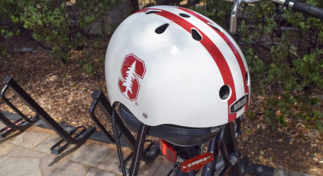 Stanford Üniversitesi Çömez Öğrencilerine Bisiklet Kaskı Hediye Edecek