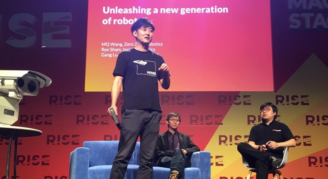 Robotlar, İnsanların Başarısız Olduğu Alanlarda Güçlenecek [RISE 2016]