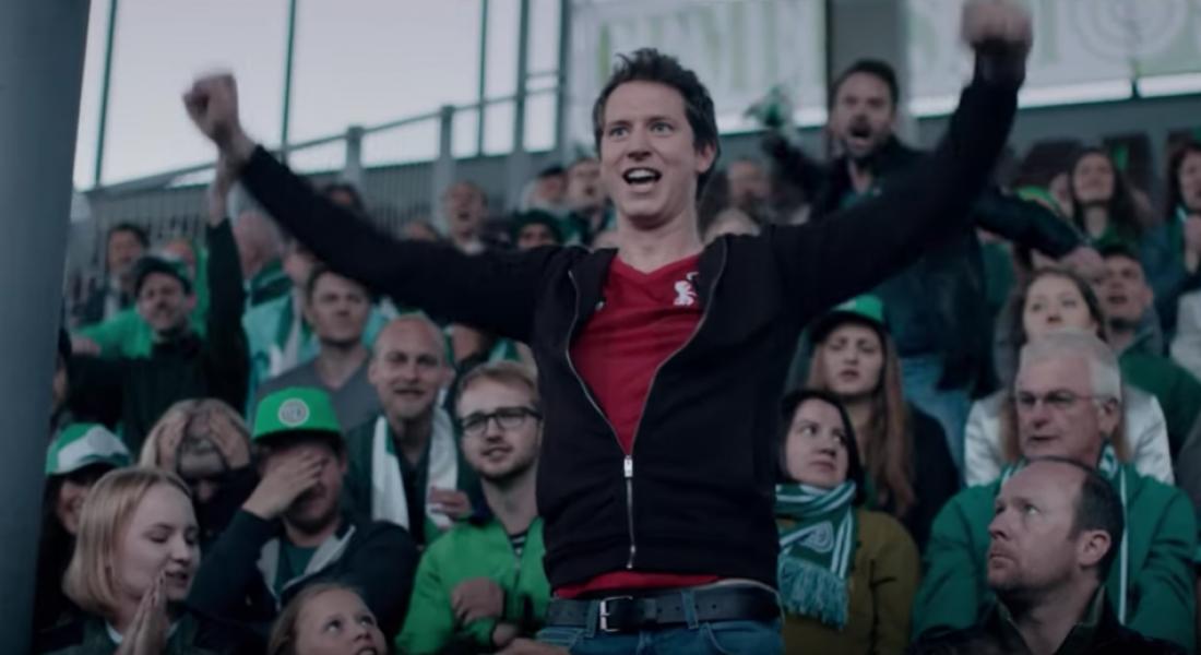 Deutsche Bahn'dan Bambaşka Bir Futbol Hikayesi