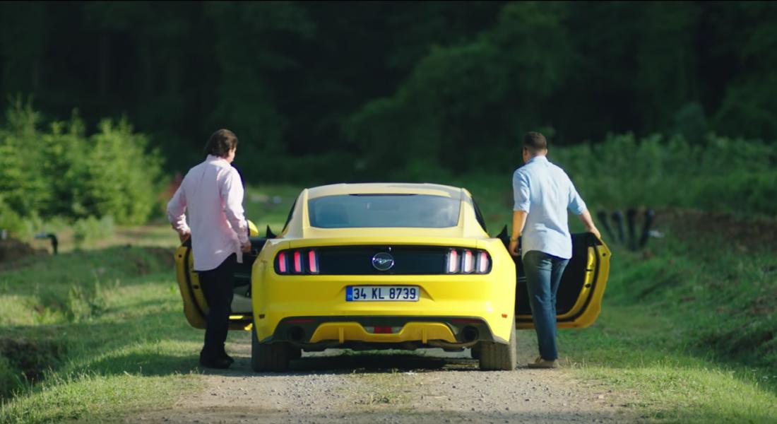 Yarış Efsanemiz Serdar Bostancı ve Oğlu Murat Bostancı Ford Babalar Günü Filminde