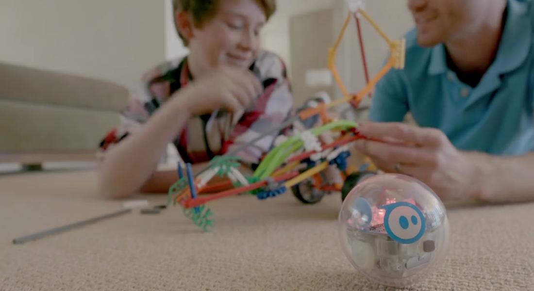 Sphero'dan Çocuklara Kodlama Bilgisi Öğreten Akıllı Küre