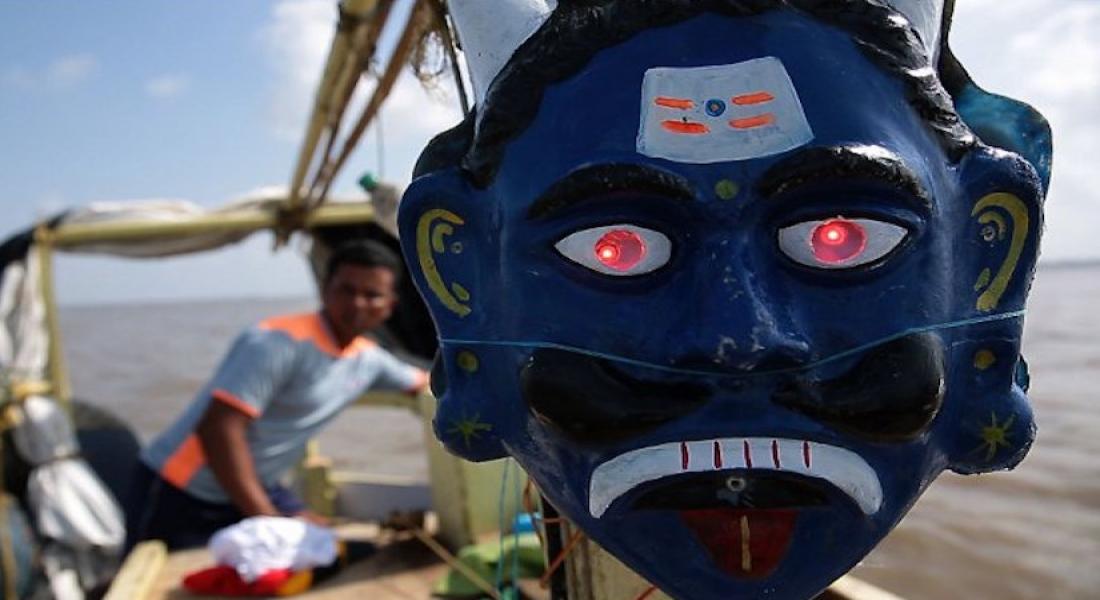 Denizcilerin Hayatını Kurtaran Mukhota Maskeleri