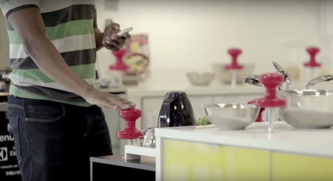 Tok&Stok, Fiziksel Pinterest Butonuyla Alışverişi Kolaylaştırıyor