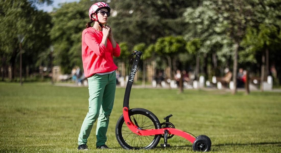 Yarım Bisiklet Halfbike'a Yeni Özellikler