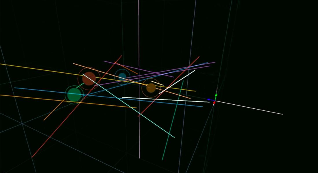 Anamorphic Composition No. 1: İnteraktif Ses Heykeli