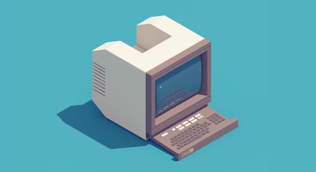 Retro Elektronik Aletlerin GIF'leri