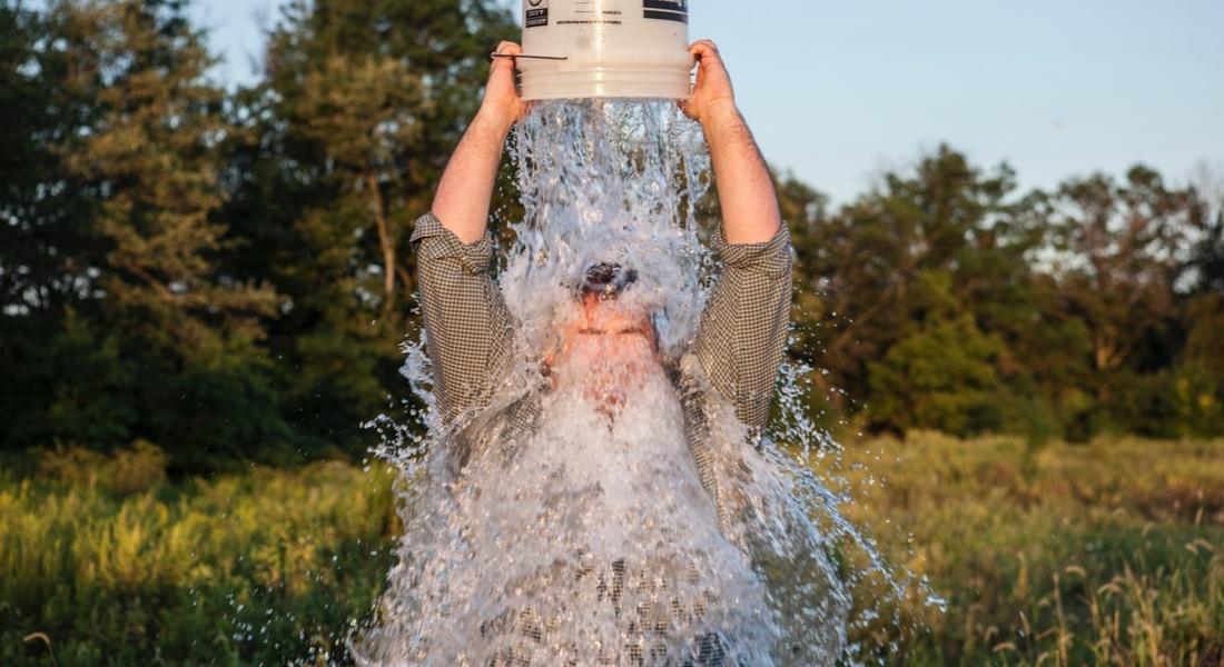 Ice Bucket Challenge ile Toplanan Bağışlarla ALS Hastalığına ait Yeni Bir Gen Bulundu