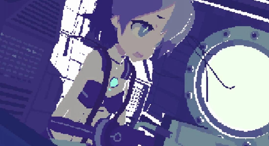 Anime ile Video Oyunu Birleştiren Japon Müzik Videosu