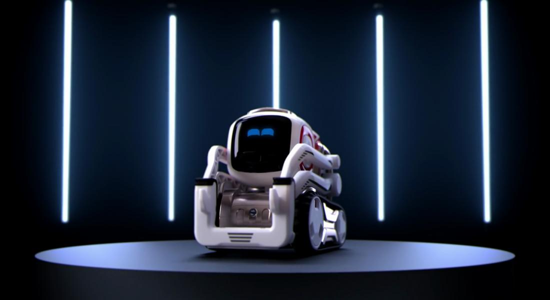 Pixar Filmden Fırlamışa Benzeyen Duyguları olan Robot: Cozmo