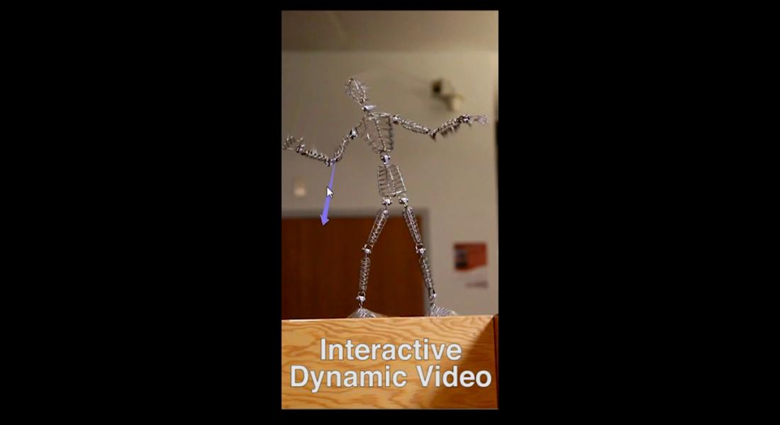 MIT'den Videolardaki Objeleri Kontrol Eden Teknoloji