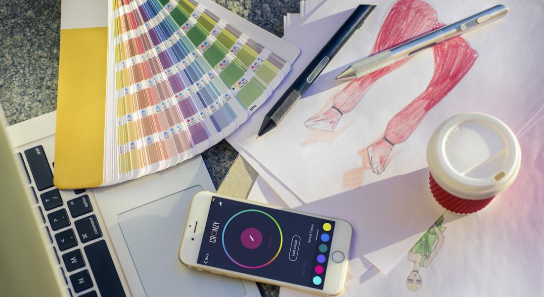 Photoshop Renklerini Cebe Sığdıran Akıllı Kalem