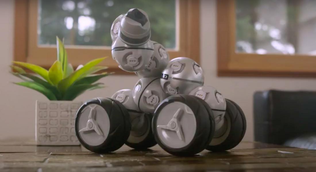 CellRobot: Kalbi Olan Modüler Robot