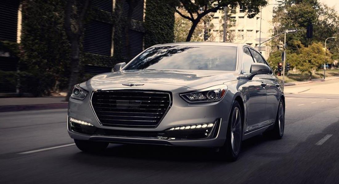 Hyundai Genesis, Amazon Echo'yla Kontrol Edilebilecek