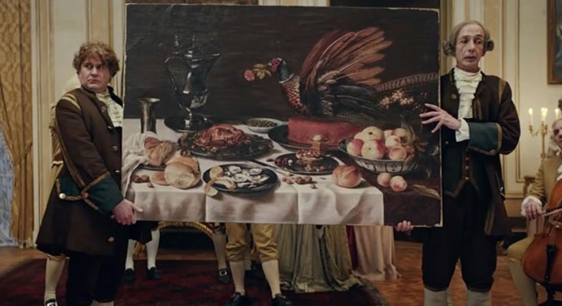 IKEA, Instagram'ı 18. Yüzyıla Götürüyor