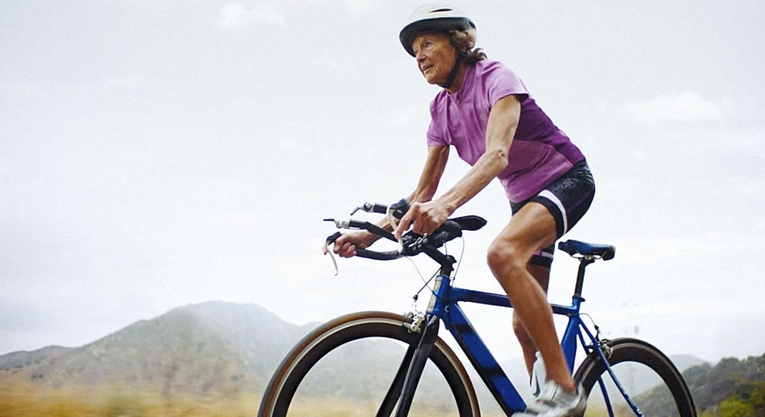 Nike: 86 Yaşında Bir Rahibe Olmak Spora Engel Değil