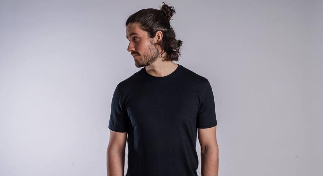 40 Gün Yıkanmasa Bile Kokmayan Tişört