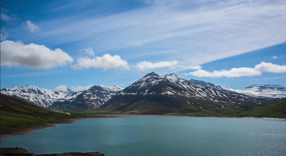 Yazıyla Kışıyla İzlanda Timelapse'i