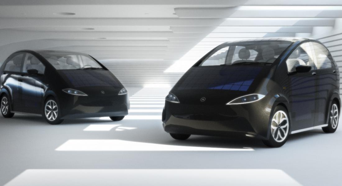 Sion: Herkes İçin Güneş Enerjisiyle Çalışan Otomobil