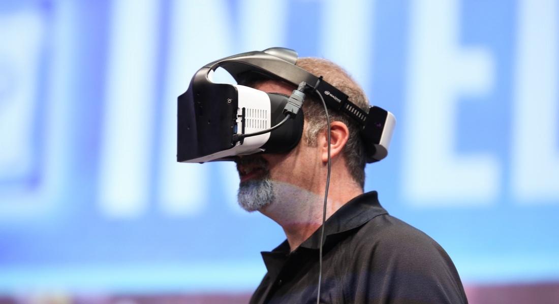 Intel'den Yeni Nesil Kablosuz Sanal Gerçeklik Gözlüğü: Alloy
