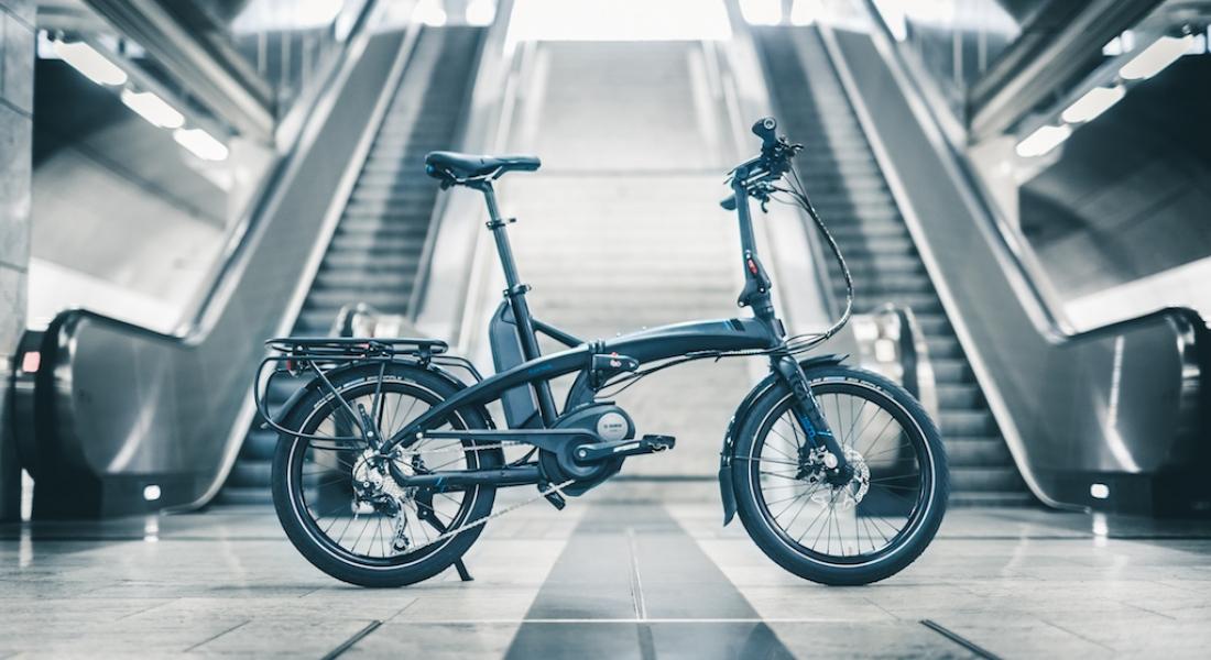 Gücünü Alman Teknolojisinden Alan Elektrikli Bisiklet