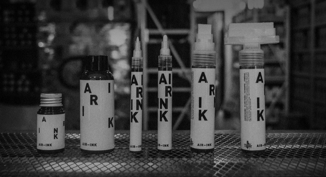 Hava Kirliliğiyle Üretilen Mürekkep