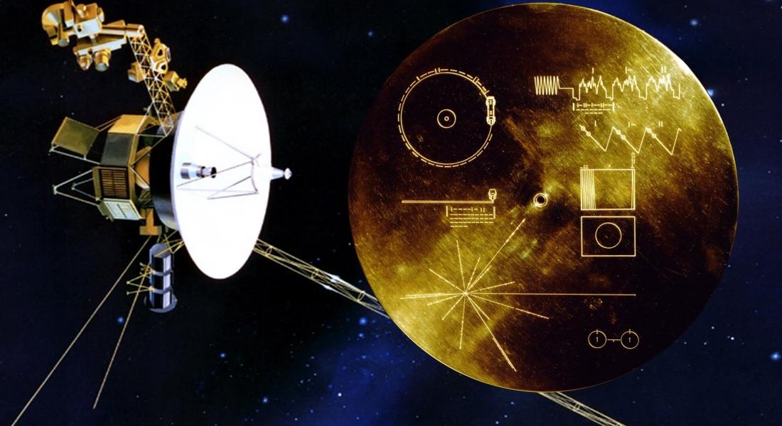 Dünya Dışı Varlıklara Ulaşması İçin Hazırlanan Voyager Plağı Kickstarter'da