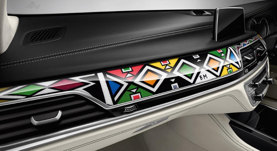 BMW 7 Serisinde Güney Afrika Esintisi