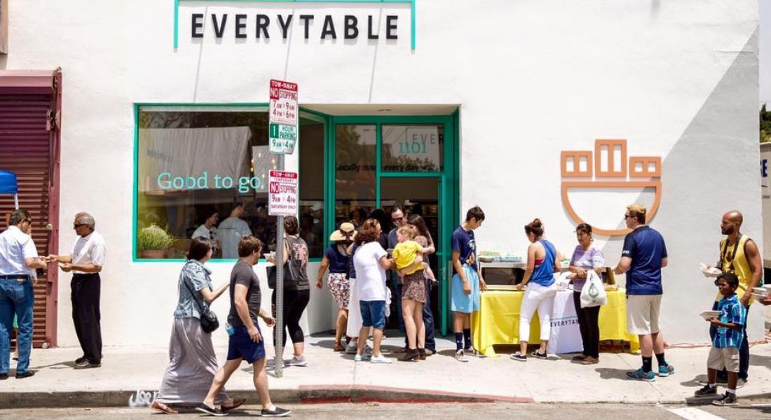 Fiyatları Mahallelinin Alım Gücüne Göre Ayarlayan Restoran: Everytable