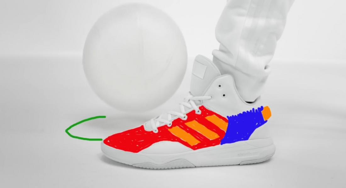 Adidas,  Snapchat'te Kendi Tasarımlarınızı Yaratmaya Çağırıyor