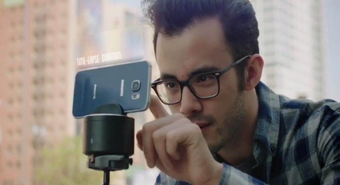 Akıllı Telefon Fotoğrafçılığını Kolaylaştıran Robot: Picbot