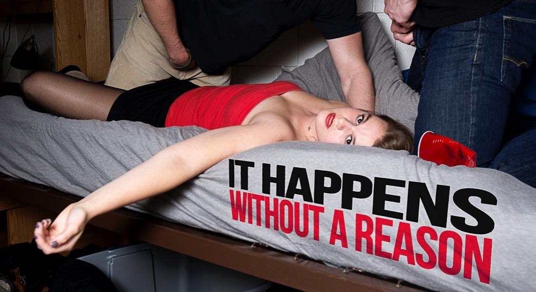 Tecavüz Hükümlüsü Brock Turner'ın Serbest Bırakılmasına Tepki Olarak Doğan Fotoğraf Serisi