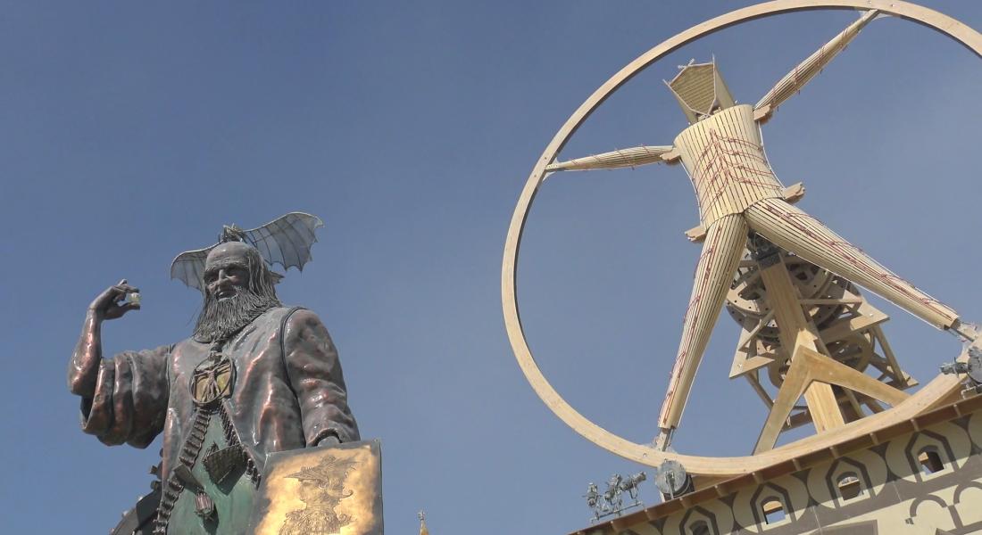 Burning Man 2016 Sonrası Festival Deneyimini Hissettiren 7 Video