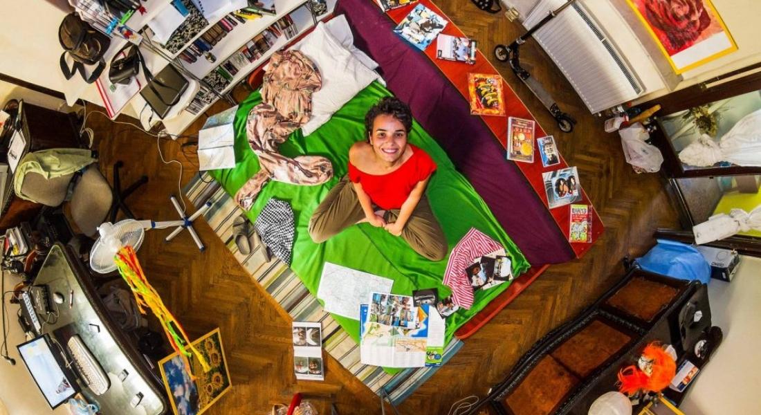 Dünyanın Dört Bir Yanındaki Gençlerin Odalarına Giren Fotoğraf Projesi