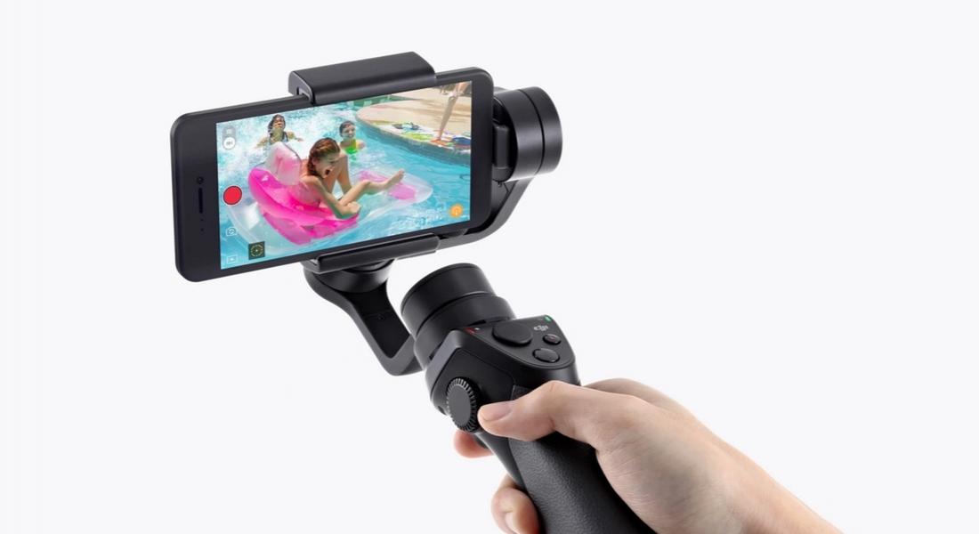 DJI Osmo Mobile ile Titreyen Ellerle Çekilen Videolara Son