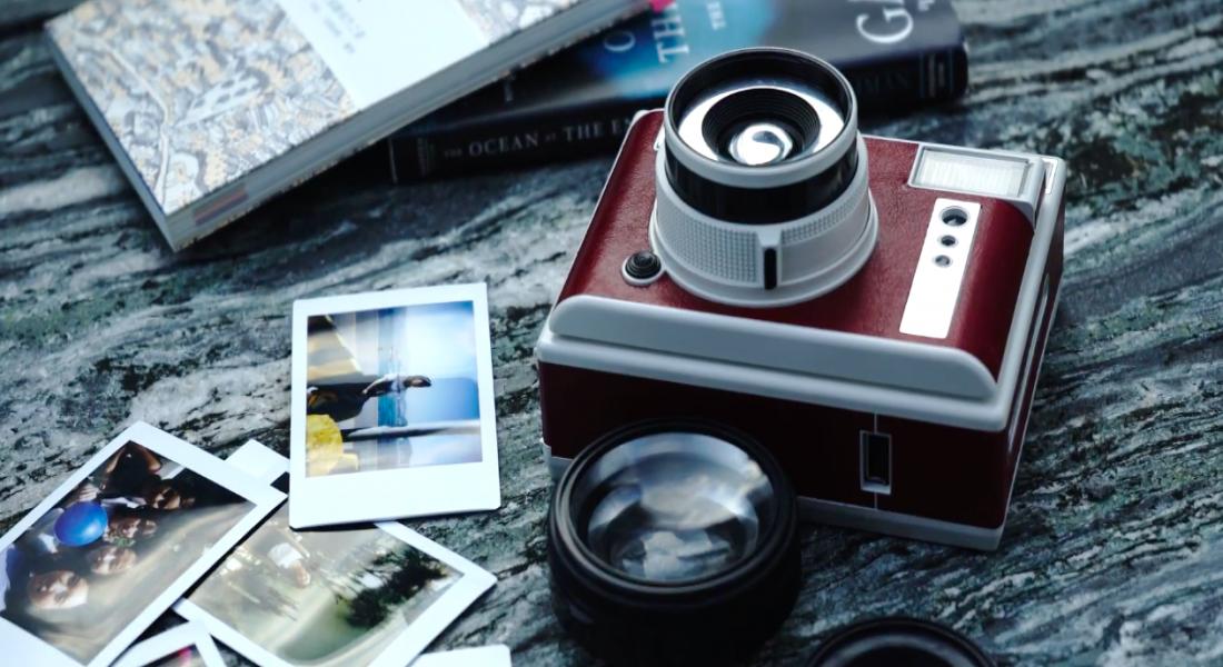 Sanatsal Fotoğraflarınızı Çektiğiniz Gibi Basın: Lomo'Instant Automat