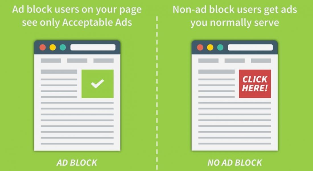 Reklam Engelleme Uygulaması AdBlock Plus, Reklam Göstermeye Hazırlanıyor