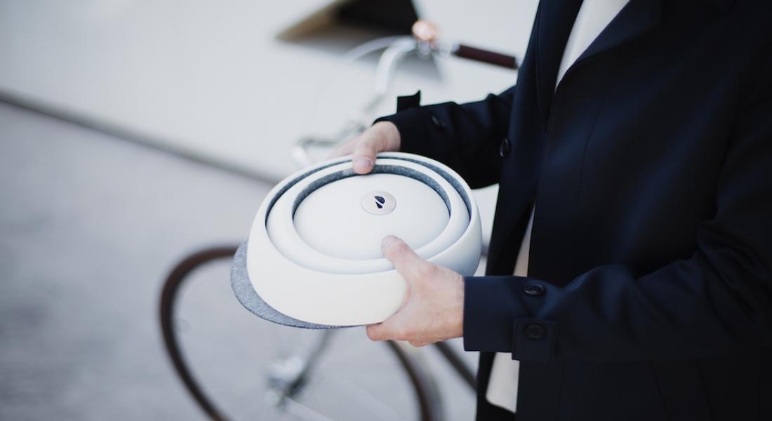 Closca Fuga: Katlanır Bisiklet Kaskı