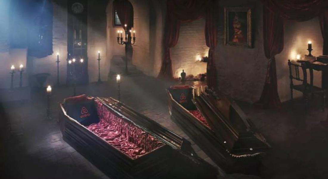Airbnb ile Cadılar Bayramı'nı Kont Drakula'nın Tabutunda Geçirmek İster Misiniz?
