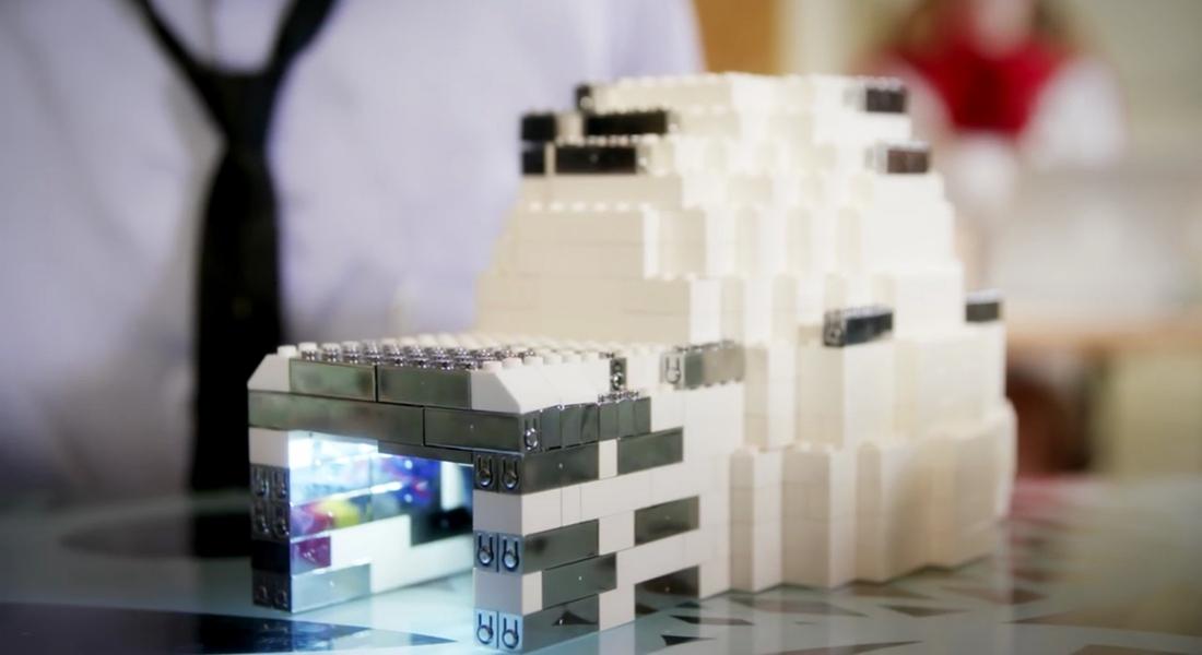 Çocuklara Elektriği Öğreten İletken LEGO'lar
