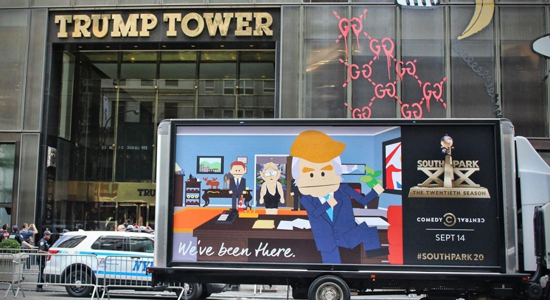 South Park, Mobil Panolarla 19 Yıllık Bir Yolculuğa Çıktı