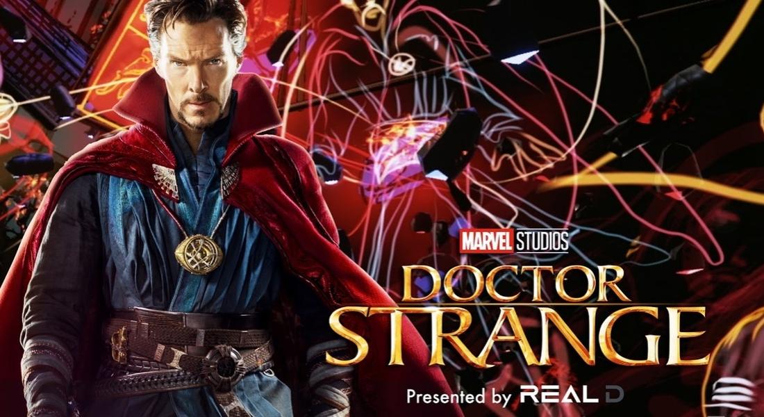 Doctor Strange'den İlham Alan Sanatçılar Tilt Brush ile Sanal Gerçekliği Boyadı