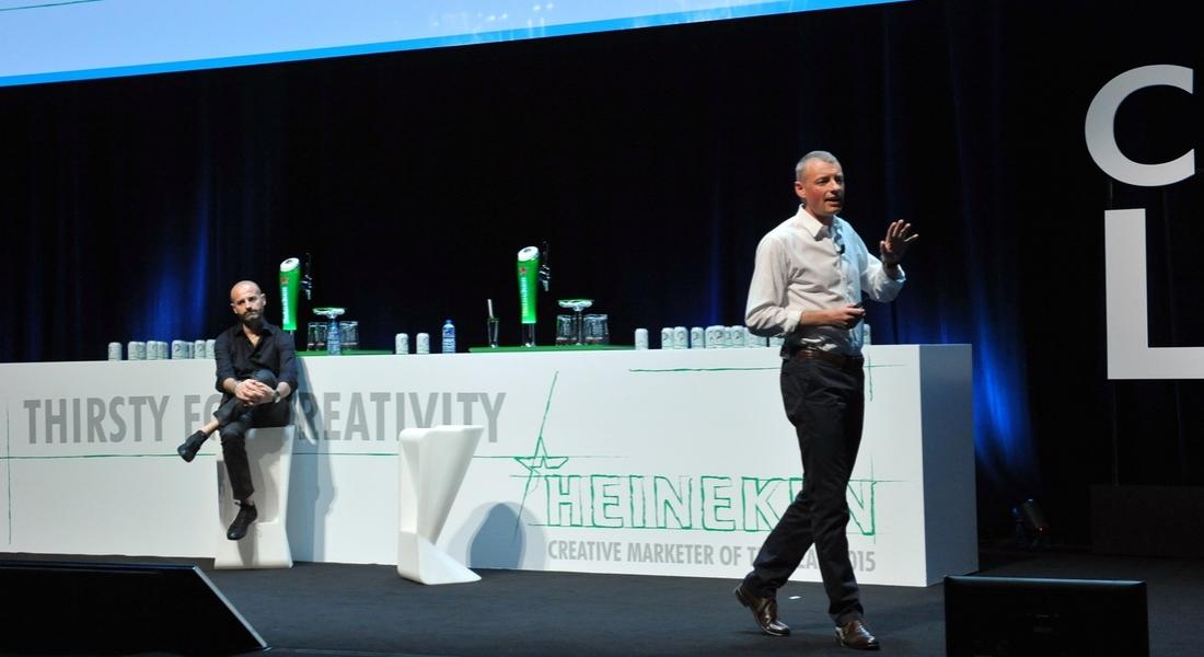 Eurobest'te Yılın Reklamvereni: Heineken