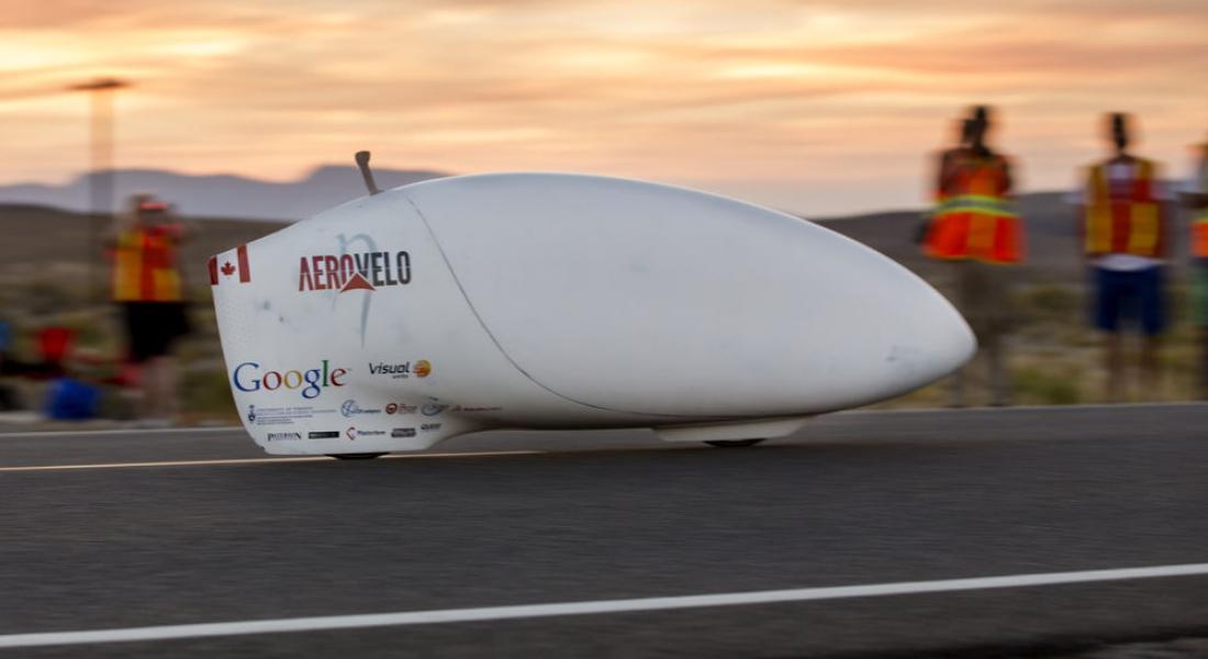 Dünyanın İnsan Gücüyle Çalışan En Hızlı Taşıtı: Eta
